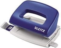 Perforator Leitz New NeXXt 5058 2-gaats 10vel blauw