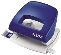 Perforator Leitz 5038 2-gaats 16vel blauw