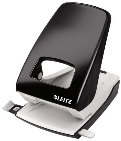 Perforator Leitz NeXXt 5138 2-gaats 40vel zwart