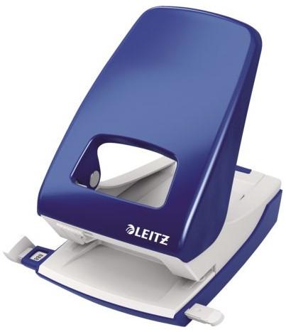 Perforator Leitz New NeXXt 5138 2-gaats 40vel blauw