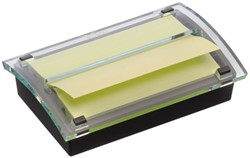 Memoblokdispenser 3M Post-it Z-Notes C2015 76x127mm zw/trans