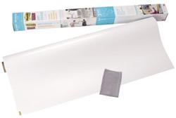 Whiteboard folie 3M Post-it 121.98x182.8cm wit