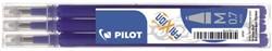 Rollerpenvulling PILOT Frixion blauw 0.35mm