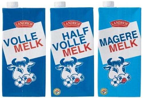 Melk Landhof vol houdbaar 1 liter-3