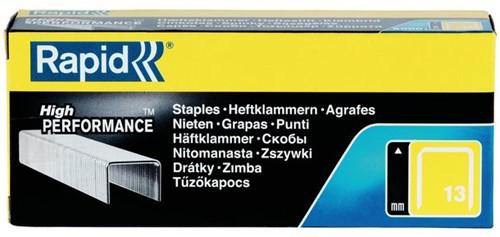 Nieten Rapid 13/4 gegalvaniseerd standaard 5000 stuks-3