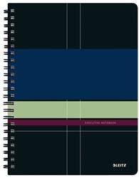 Notitieboek Leitz Executive A4 gelinieerd