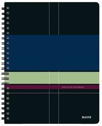 Notitieboek Leitz Executive Get Organised A4 gelinieerd