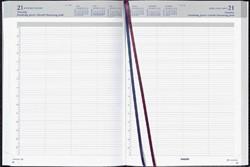 Agenda 2019 Brepols Bremax A4 8 kolommen zwart