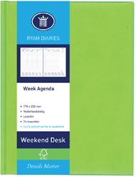 Agenda 2019 Ryam Weekplan 7dag/2pagina's assorti