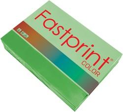 Kopieerpapier Fastprint A4 120gr grasgroen 250vel