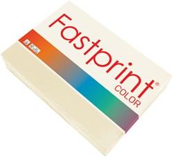 Kopieerpapier Fastprint A4 80gr roomwit 500vel