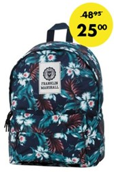 Rugzak Franklin en Marshall aloha flower allover
