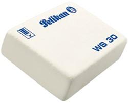 Gum Pelikan WS30 37x30x9mm potlood zacht  wit