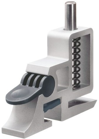 Perforatorstans Leitz 5114/ 5124 Ø8mm aluminium