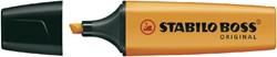 Markeerstift Stabilo Boss 70/54  oranje