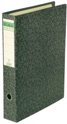 Ordner Elba A3 staand 80mm zonder sleuf karton zwart