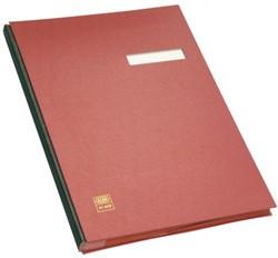 Vloeiboek Elba 41403 rood