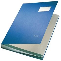 Vloeiboek Leitz 5700 blauw