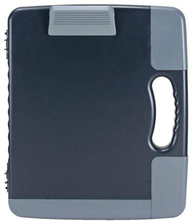 Klembordkoffer Oic 53320 met A4 opbergruimte antraciet-2