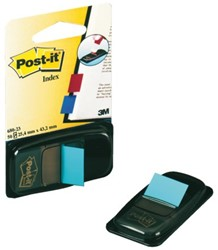 Indextabs 3M Post-it 680-23 felblauw