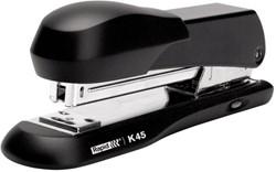 Nietmachine Rapid K45 Halfstrip 20vel 24/6 zwart