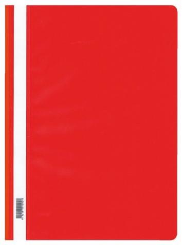 Snelhechter Quantore A4 PP rood-2