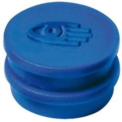 Magneet Legamaster 10mm 150gr blauw