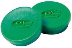 Magneet Legamaster 20mm 250gr groen