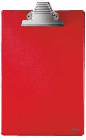 Klembord Esselte 27353 Jumbo 360x220mm rood