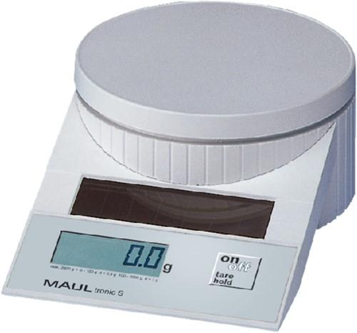 Briefweger MAUL Tronic solar tot 5000 gram wit