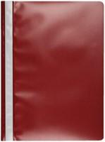 Snelhechter Quantore A4 PP rood