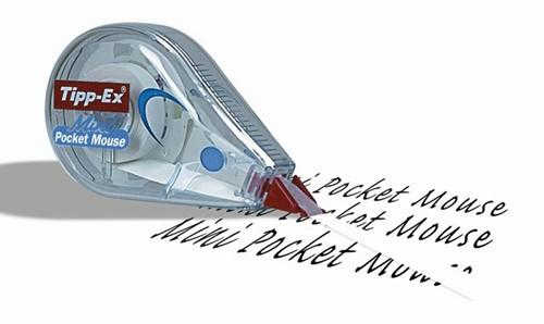 Correctieroller Tipp-ex Pocket Mini Mouse blister 2+1 gratis-2