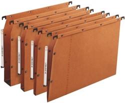 Hangmap Elba AVZ folio U-bodem 15mm oranje