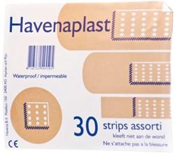 Pleister Pharmaplast strips 30stuks assorti