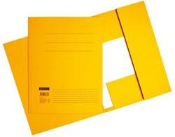 Dossiermap Quantore A4 320gr geel