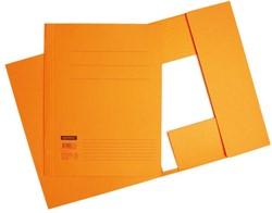 Dossiermap Quantore folio 320gr oranje