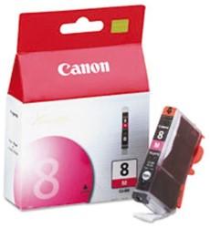 Inkcartridge Canon CLI-8 rood