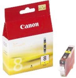 Inkcartridge Canon CLI-8 geel