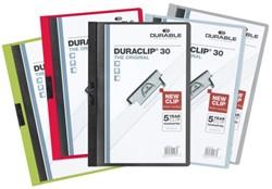 Klemmap Durable 2200 A4 3mm assorti