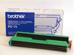 Donorrol Brother PC-75 met cartridge