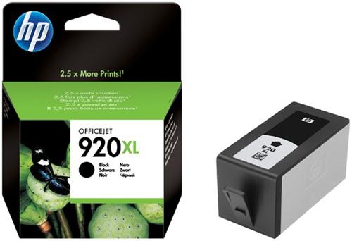 Inktcartridge HP CD975AE 920XL zwart HC