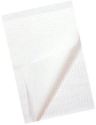 Flipoverpapier Quantore 65x100cm 50vel ongevouwen