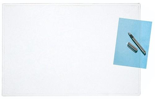 Onderlegger Rillstab 50x70cm anti-reflex duo transparant