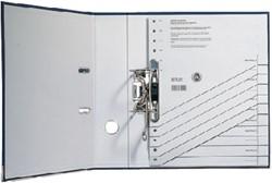 Scheidingsbladen Leitz A4 karton 200gr 11-gaats grijs
