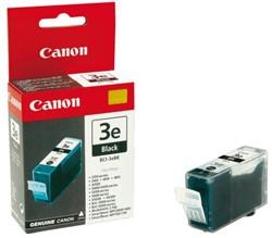 Inkcartridge Canon BCI-3E zwart