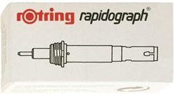 Tekenkop Rotring 755035 rapidograph 0.35mm geel