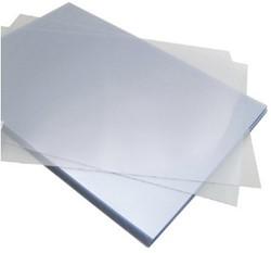 Powis Parker Voorbladen Transparant A4 100 stuks